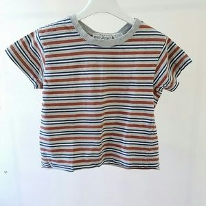 White Stag Boy Tee T-Shirt Top Size L Fits 4T